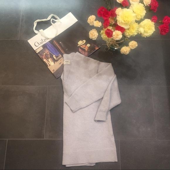 ARITZIA WILFRED Merino Wool cozy v-neck sweater